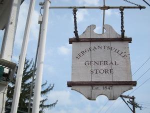 Sergeantsville General Store